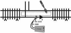 Použití vysílacích kleští při sledování potrubí